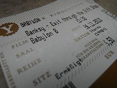 26.11.2010, 21.30 Uhr, Babylon-Kino Berlin-Kreuzberg, 6,50 €